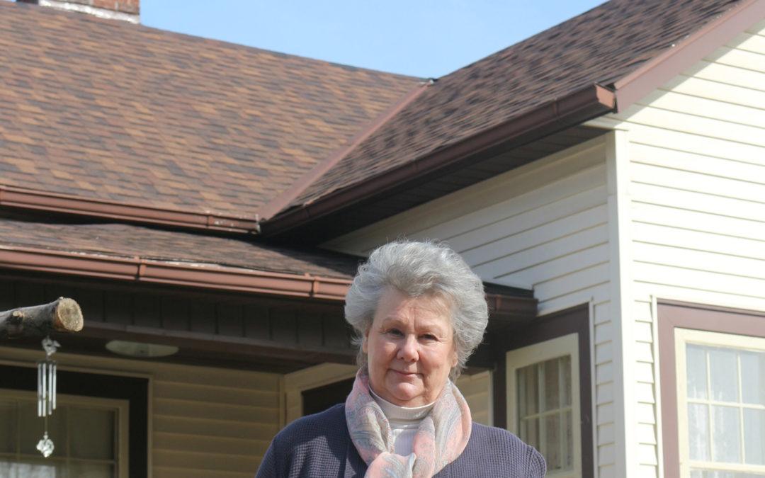 Josie's New Roof